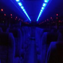 Autobuses con confort y comodidad