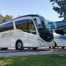 Autobuses en Bilbao, salidas en Termibus