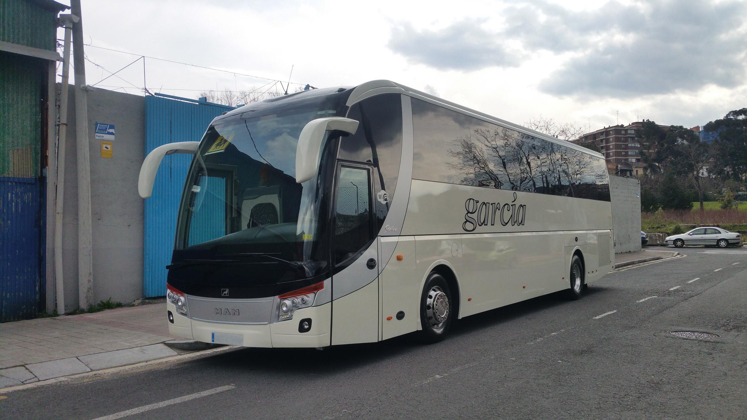 Transporte escolar en Bilbao
