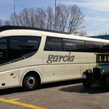 Autobuses clásicos para turismo y eventos especiales