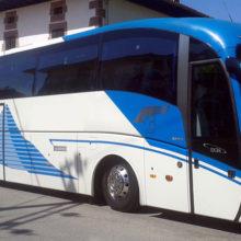 Autobuses para eventos y excursiones, Bilbao