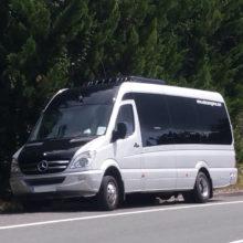 Minibuses y microbuses de alquiler en Bilbao