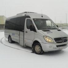 Alquiler de microbuses en Bilbao