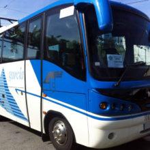 Alquiler de minibuses en Bilbao
