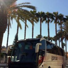 Autobuses para eventos, bodas, excursiones, en Bilbao