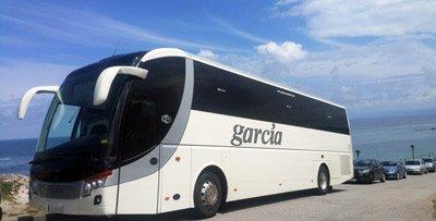 Alquilar un autobús en Bilbao