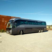 Autobuses de alquiler en Bilbao