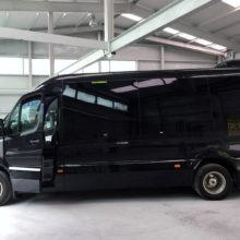 Microbuses de alquiler en Bilbao